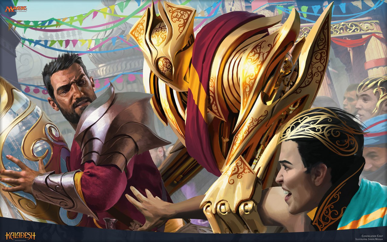 Турнир по Magic: The Gathering в клубе Volgo Games