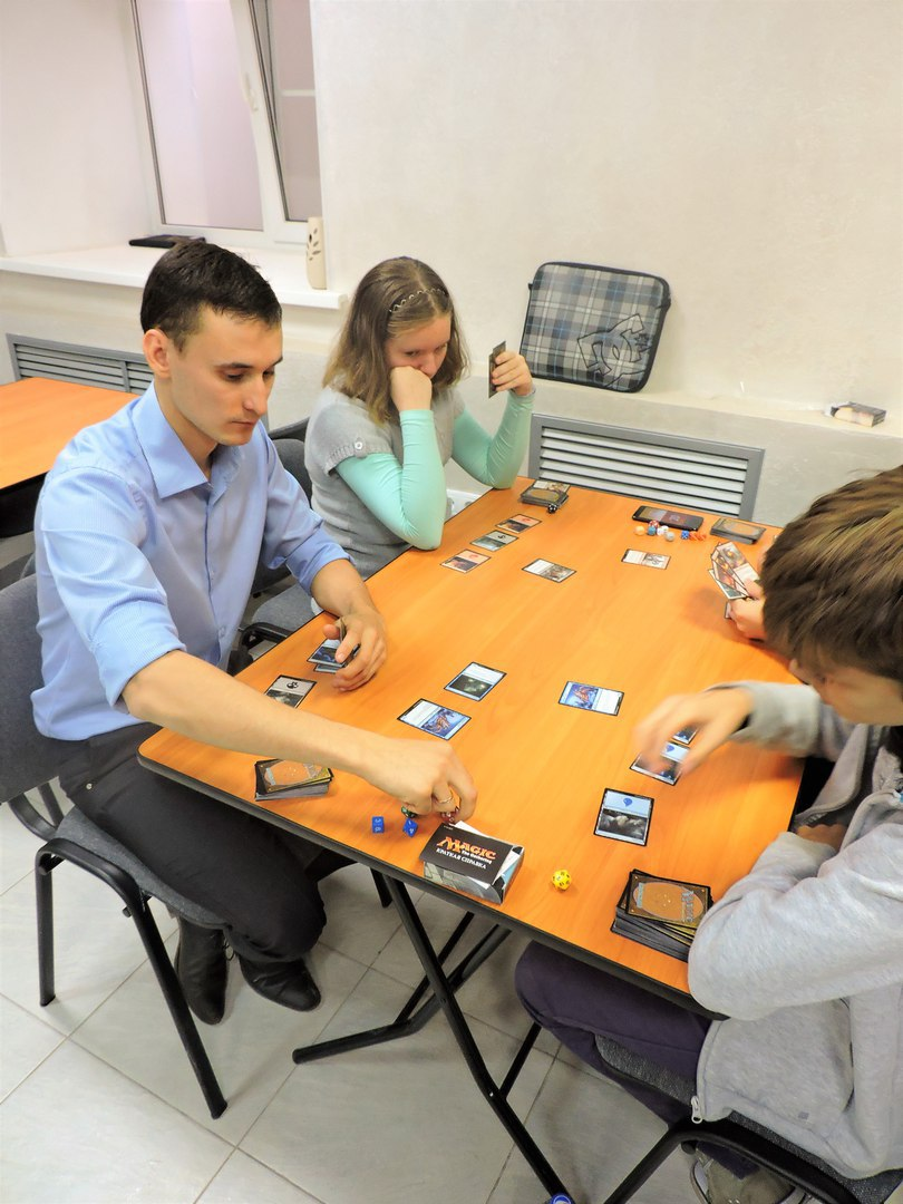 Magic: The Gathering в клубе Volgo Games